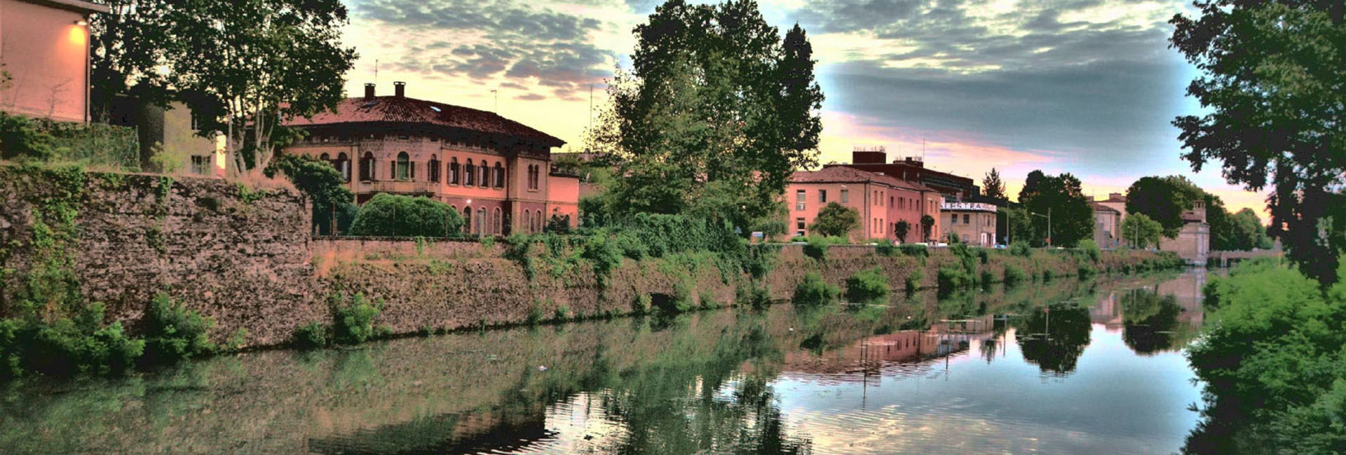 Padova Travel Vie d'acqua ©Corinto Baliello