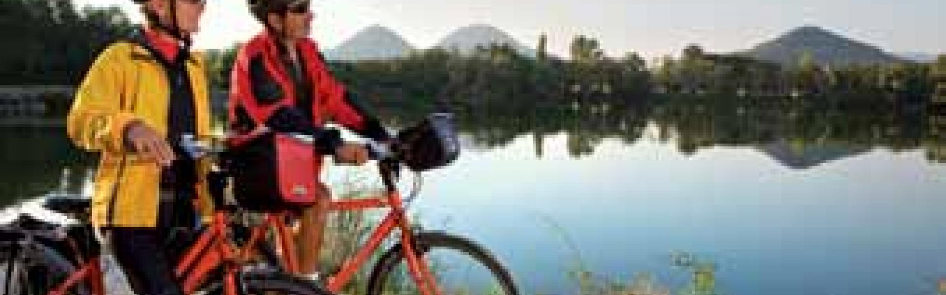 Baone Lago Azzurro e Colli Euganei