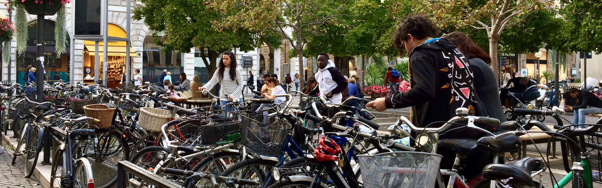 Padova Travel Bike ©Francesca Depaulis