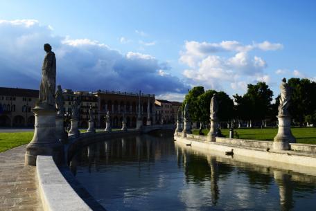 I navigli di Padova © Federico Salviato