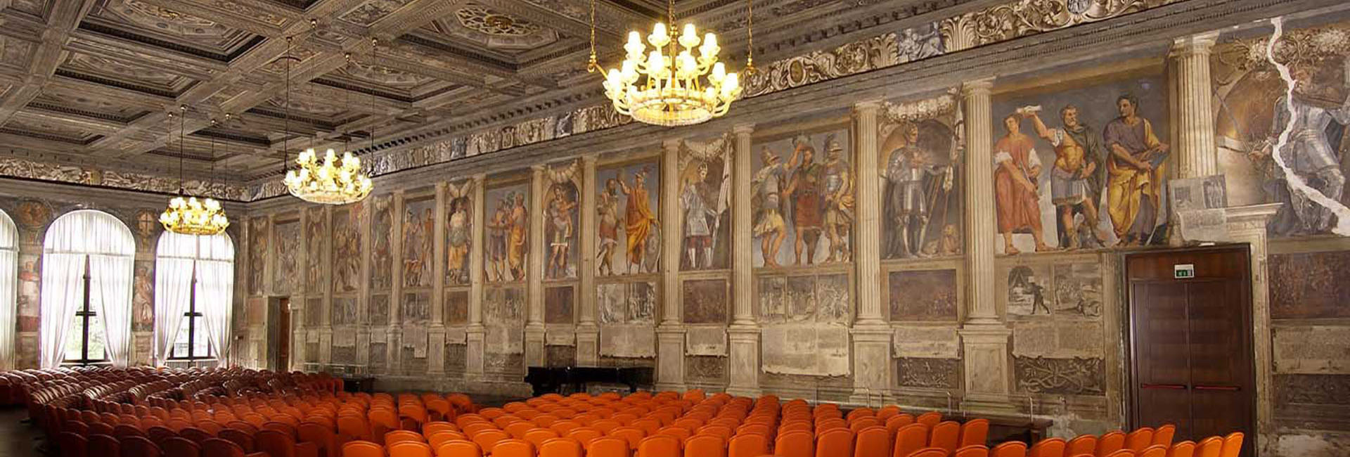 Padova Travel Weekend Sala dei Giganti