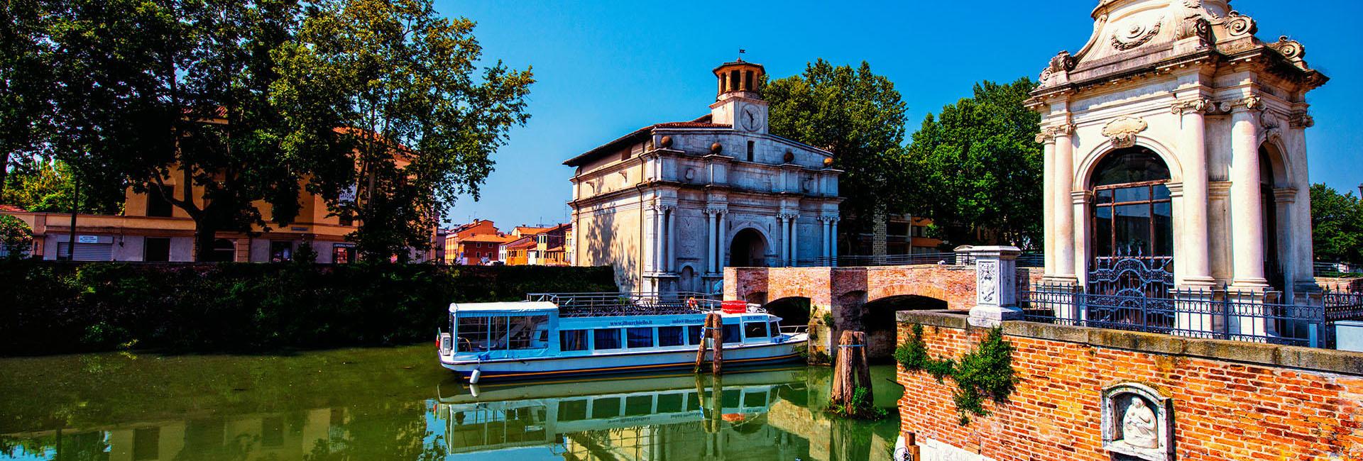 Padova Travel Vie d'acqua