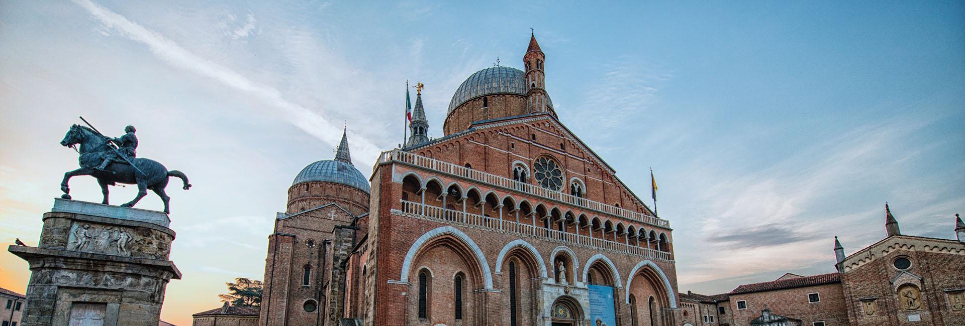 Padova Weekend Basilica di Sant'Antonio ©Studio Tomelleri