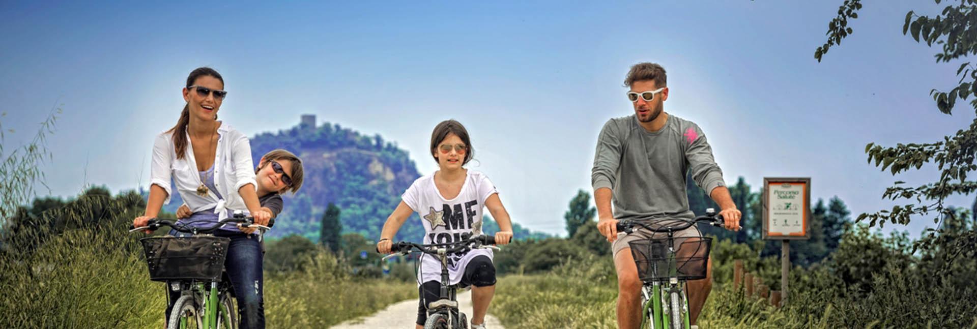Padova Travel Bike