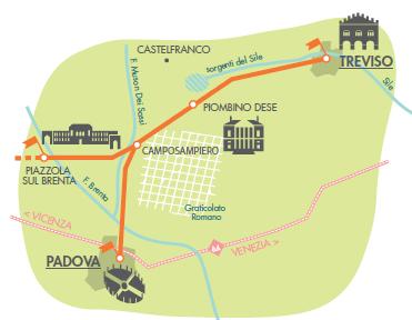 Itinerario ex ferrovia