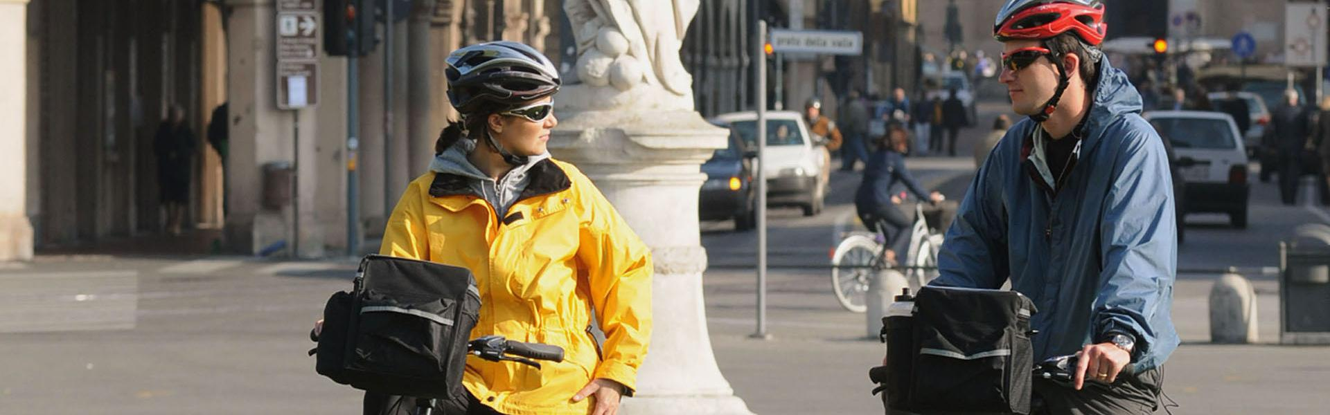 Padova Travel Bike basilica del Santo