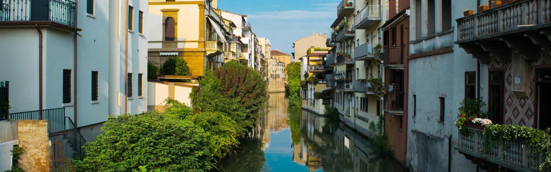 Padova Travel Vie d'acqua ©Alan Trovo