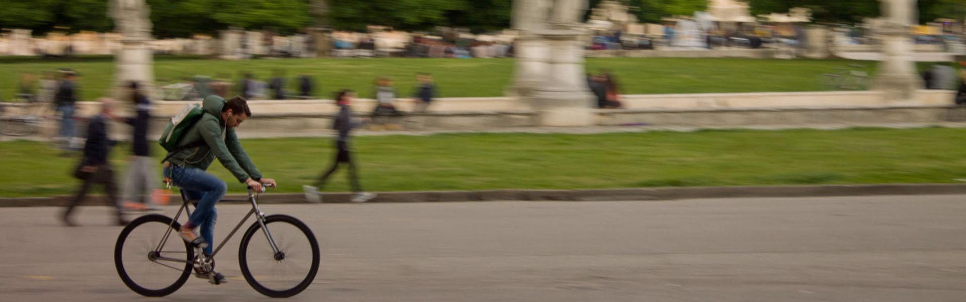 Padova Travel Bike ©Martina Pastrello