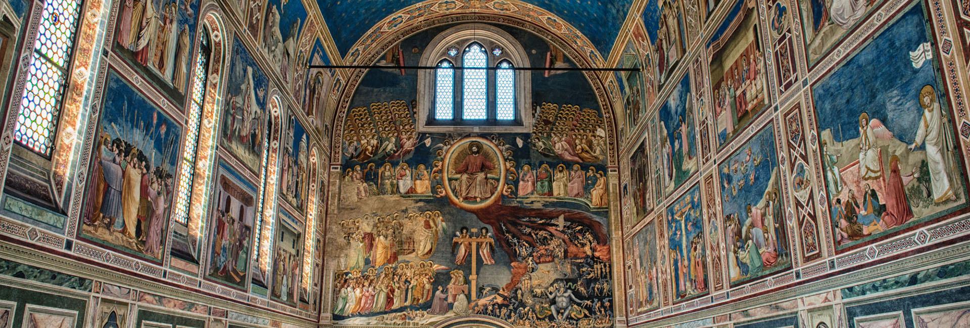 Padova Weekend Cappella degli Scrovegni ©Studio Tomelleri